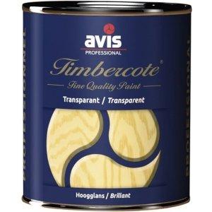 Avis Timbercote blank hoogglans