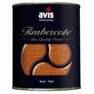 Avis Timbercote transparante hout kleuren