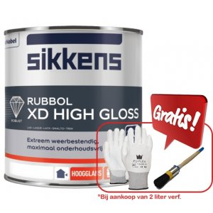 Sikkens Rubbol XD High Gloss