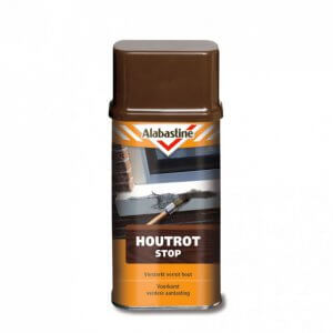 Alabastine Houtrot impregneer 250ml  (houtrot stop)