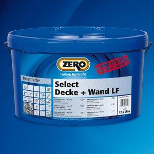 Zero Select Decke Wand LF