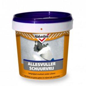 Alabastine allesvuller wit 1kg
