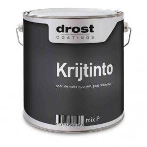 Krijtinto (krijtverf)