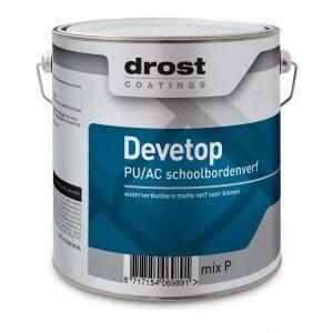 Drost Devetop pu/ac schoolbordenverf