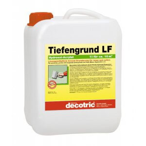 Tiefengrund LF Decotric
