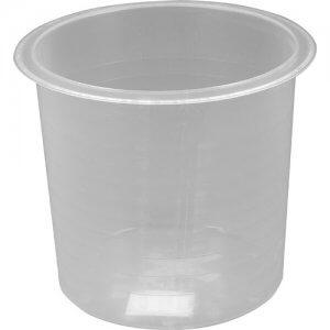 inzetvaatje plastic 2,5L