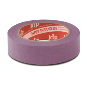 Kip 309 Fineline tape-lila 25 mm